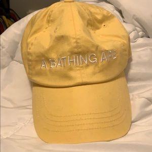 Authentic BAPE dad hat